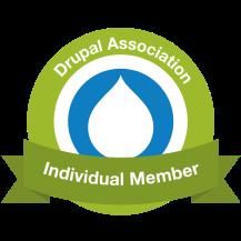 Miembro de la asociación de Drupal